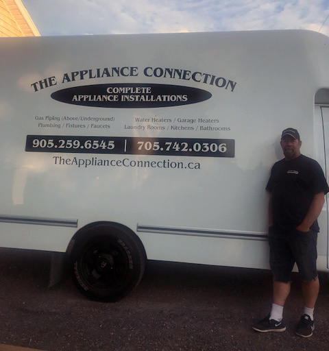 The Appliance Connection Appliance Installations In
