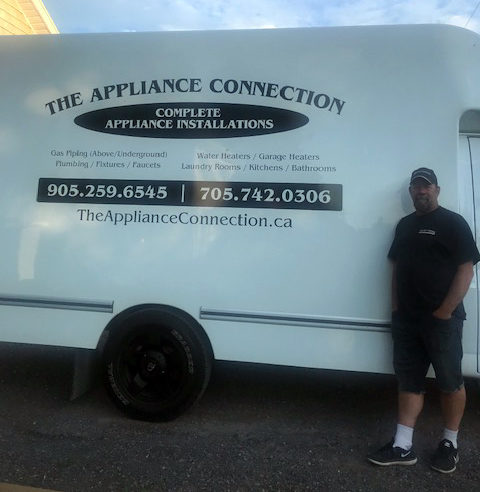 The Appliance Connection - Home Appliance Installations